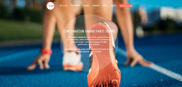 Incubateur Grand Paris Sport (91)